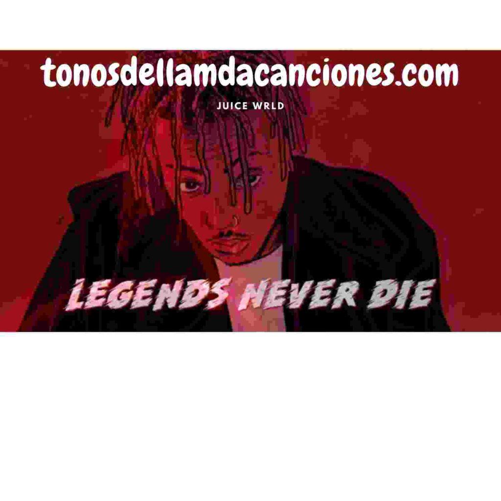 Album Legends Never Die tonos de llamada gratis.
