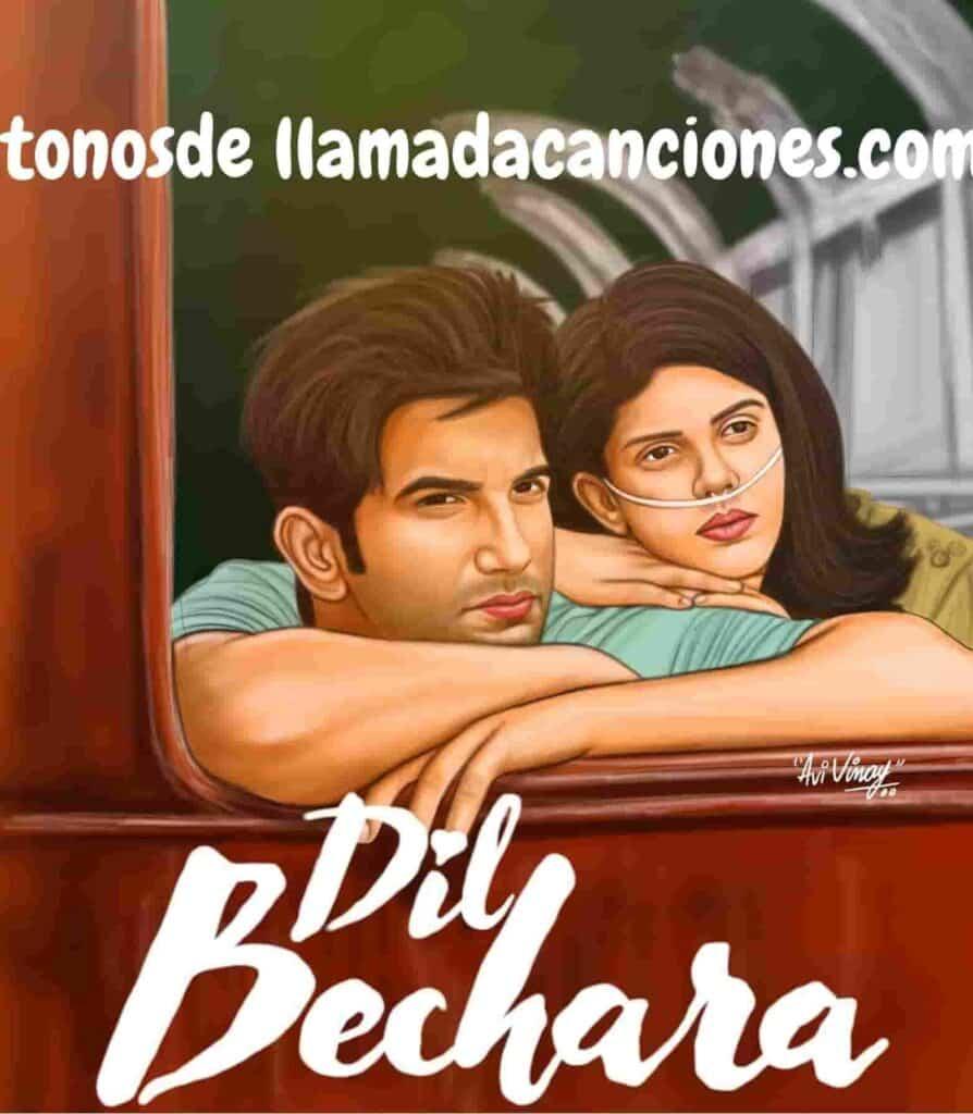 La última película y canciones de Dil Bechara 2020.