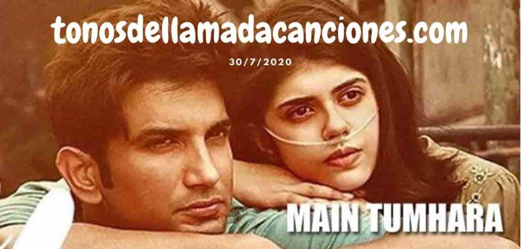 Main Tumhara-Dil Bechara estrenará su video oficial el 30 de julio de 2020
