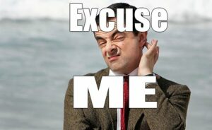 Tonos de llamada Mr. Bean Excuse Me