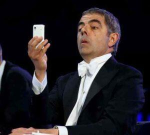 Tonos de llamada Mr. Bean Phone