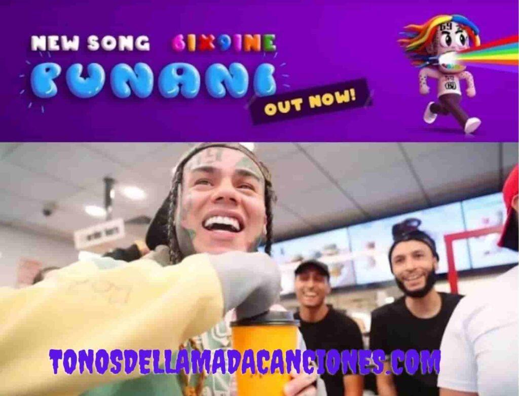 Descargar la PUNANI canciones 6ix9ine después de la grabación de video en New York