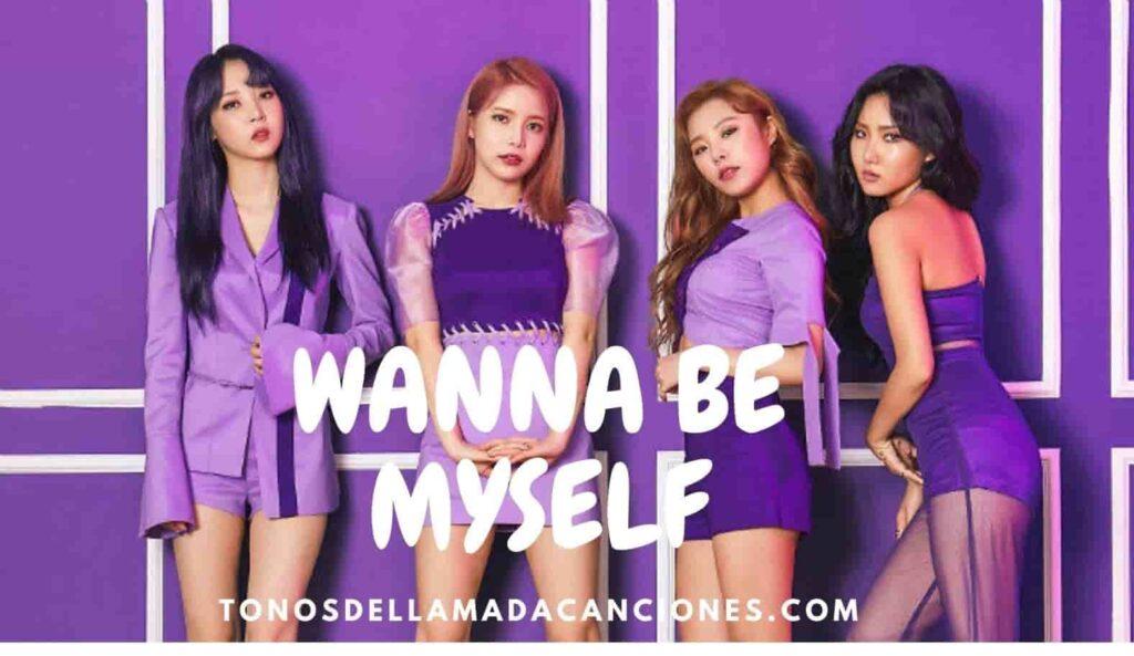 Wanna be myrself -descagar mp3- MAMAMOO
